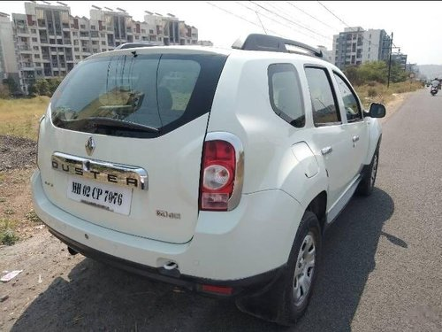 Used 2012 Duster 85PS Diesel RxL Option  for sale in Pune