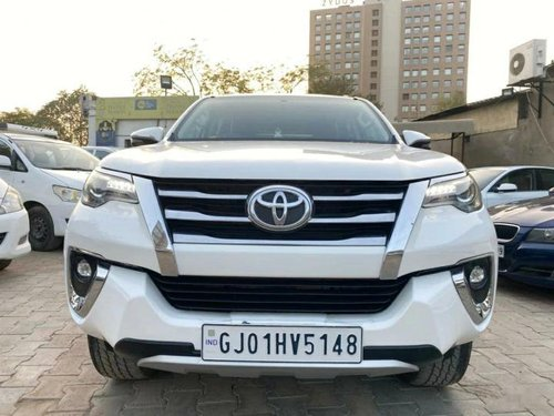 Used 2017 Fortuner 2.8 2WD MT  for sale in Ahmedabad