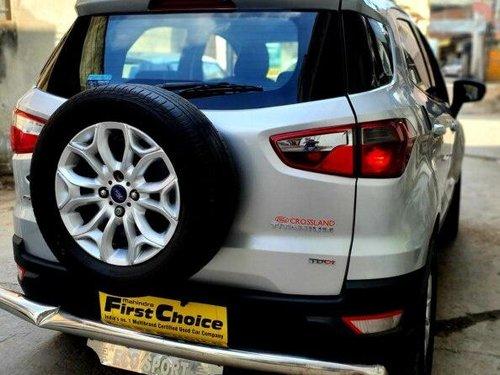 Used 2017 EcoSport 1.5 Diesel Titanium  for sale in Jaipur