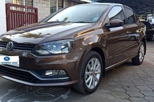 Used 2018 Ameo 1.5 TDI Highline AT  for sale in Coimbatore