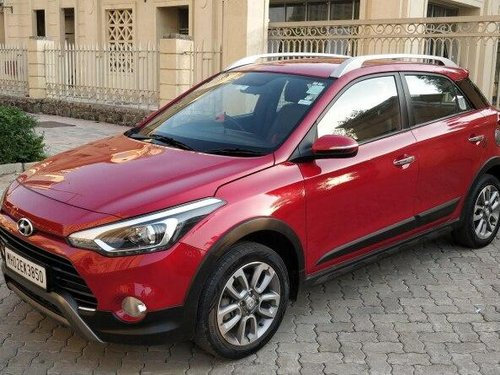 Used 2016 i20 Active 1.2 SX with AVN  for sale in Thane