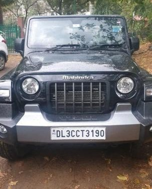 Used 2020 Thar LX 4-Str Convert Top AT  for sale in Gurgaon