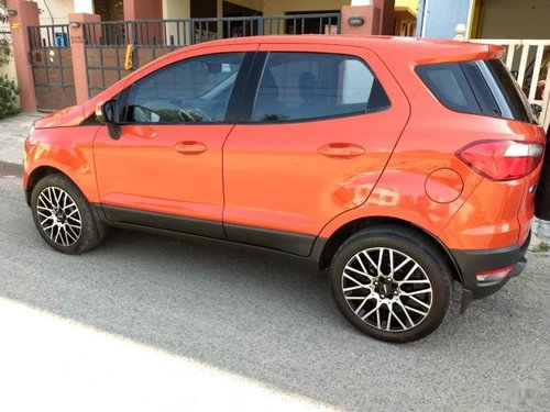 Used 2016 EcoSport 1.5 Diesel Trend  for sale in Chennai