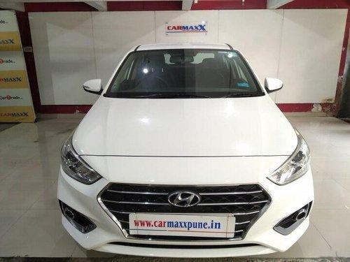 Used 2019 Verna VTVT 1.6 SX  for sale in Pune