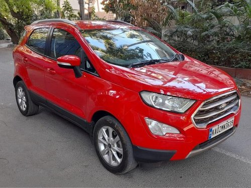 Used 2018 EcoSport 1.5 TDCi Titanium Plus  for sale in Bangalore
