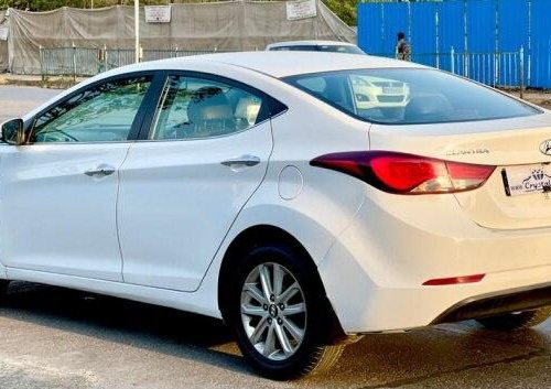 Used 2015 Elantra CRDi SX AT  for sale in Mumbai