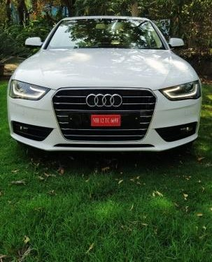 Used 2016 A4 35 TDI Premium  for sale in Pune