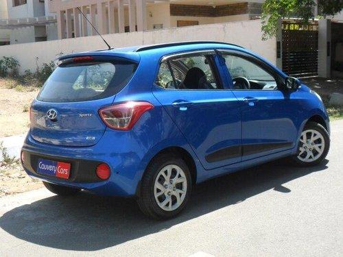 Used 2019 Grand i10 1.2 Kappa Sportz  for sale in Bangalore