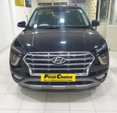 Used 2020 Creta SX Diesel  for sale in Amritsar
