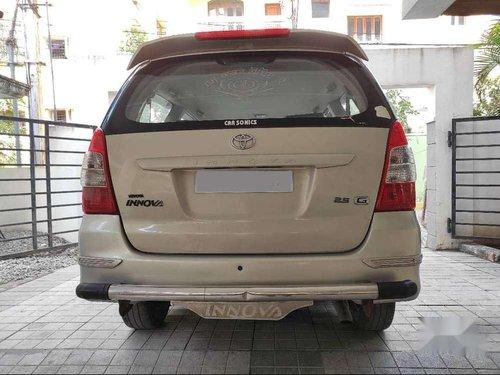Used 2013 Innova 2.0 GX 8 STR  for sale in Hyderabad