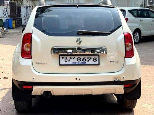 2013 Duster 110PS Diesel RXZ Optional with Nav  in Mumbai
