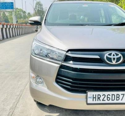 Used 2016 Innova Crysta 2.4 GX MT  for sale in New Delhi