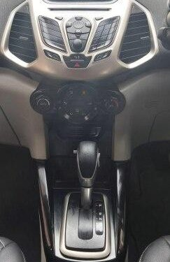 Used 2016 EcoSport 1.5 Petrol Titanium  for sale in Chennai