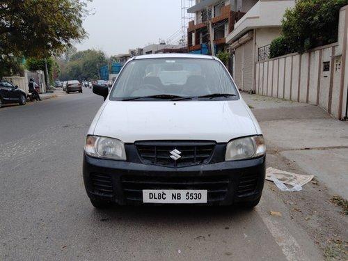 Used 2009 Maruti Alto 800 low price