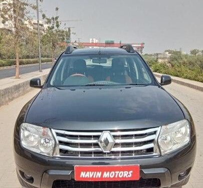 Used 2012 Duster 110PS Diesel RxL  for sale in Ahmedabad