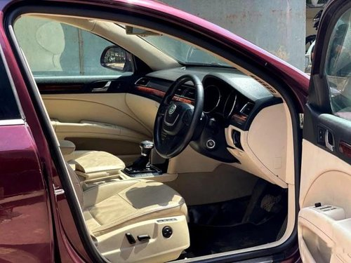 Used 2013 Superb Elegance 1.8 TSI AT  for sale in Mumbai