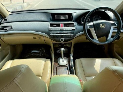 Used 2010 Accord 2.4 Inspire A/T  for sale in New Delhi