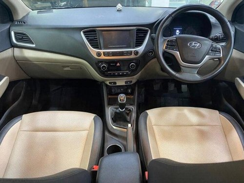 Used 2018 Verna CRDi 1.6 SX Option  for sale in Hyderabad