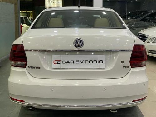 Used 2016 Vento 1.5 TDI Highline AT  for sale in Hyderabad