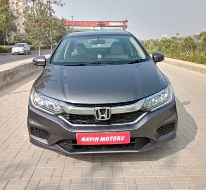 Used 2018 City i-VTEC SV  for sale in Ahmedabad