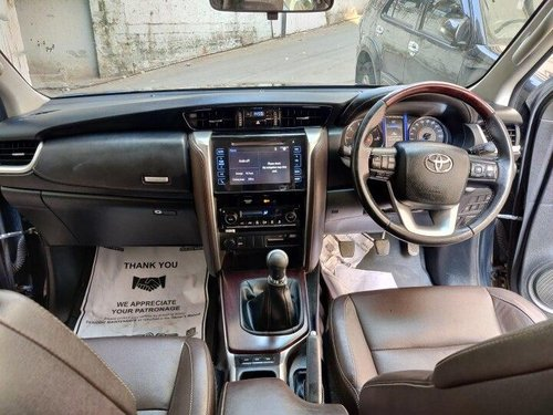 Used 2017 Fortuner 2.8 2WD MT  for sale in Hyderabad