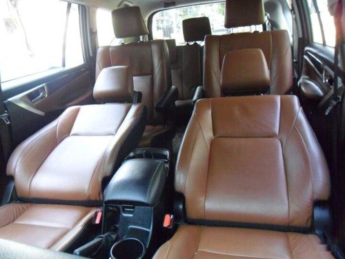 Used 2018 Innova Crysta 2.4 ZX MT  for sale in Bangalore