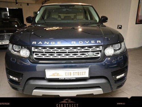 Used 2014 Range Rover Sport 3.0 D SE  for sale in New Delhi