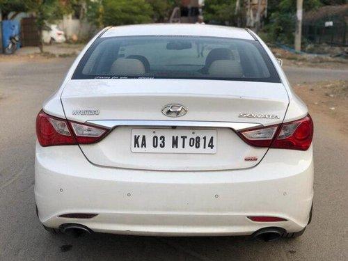 Used 2014 Sonata Transform 2.4 GDi AT  for sale in Bangalore