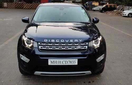 Used 2016 Discovery Sport SD4 HSE Luxury  for sale in Mumbai