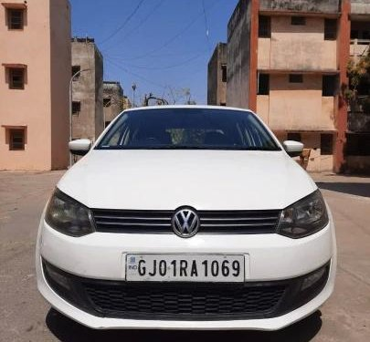 Used 2013 Polo Petrol Highline 1.2L  for sale in Ahmedabad