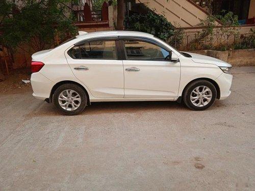 Used 2018 Amaze V CVT Diesel  for sale in Hyderabad