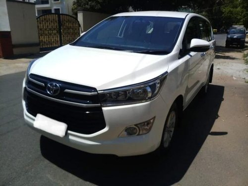 Used 2018 Innova Crysta 2.4 G MT  for sale in Bangalore