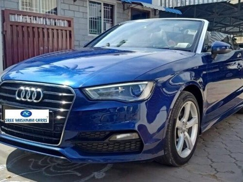 Used 2017 A3 Cabriolet 40 TFSI Premium Plus  for sale in Coimbatore