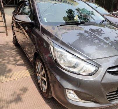Used 2014 Verna 1.4 CX VTVT  for sale in Pune