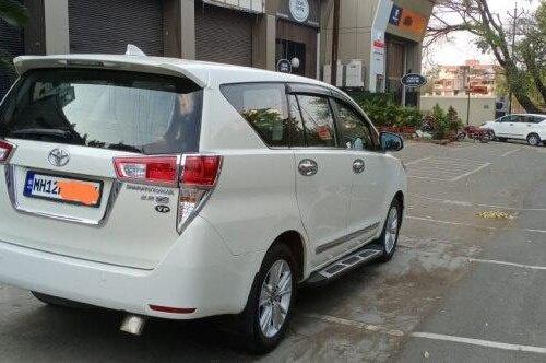 Used 2016 Innova Crysta  for sale in Nashik