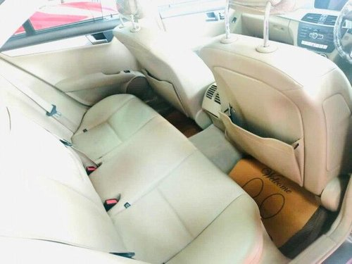 Used 2014 C-Class C 220 CDI BE Avantgare  for sale in Mumbai-1