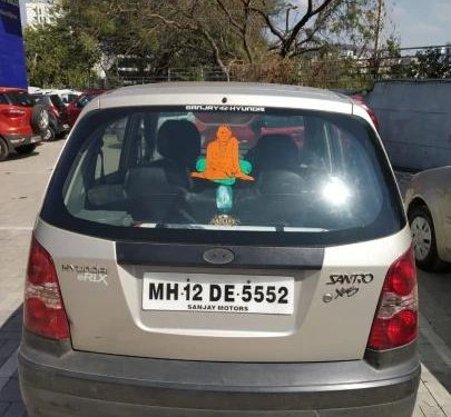 Used 2006 Santro Xing GL CNG  for sale in Pune