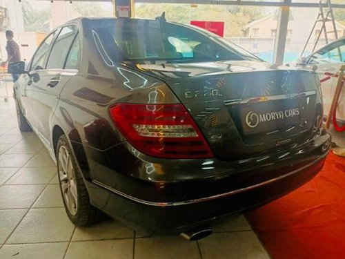 Used 2014 C-Class C 220 CDI BE Avantgare  for sale in Mumbai-3