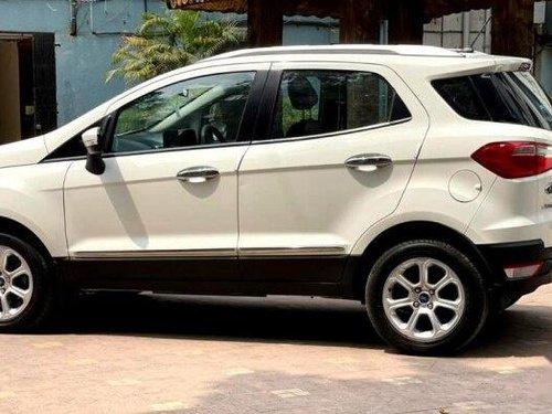 Used 2019 EcoSport 1.5 Petrol Titanium Plus AT  for sale in Mumbai