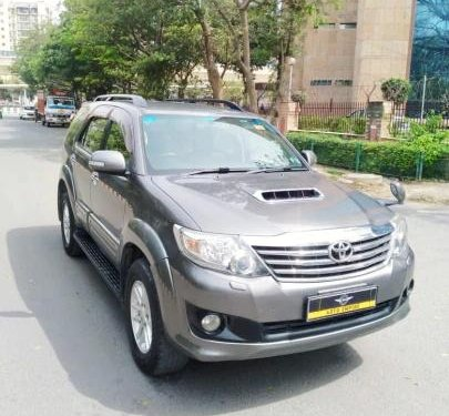 Used 2014 Fortuner 4x4 MT  for sale in Gurgaon