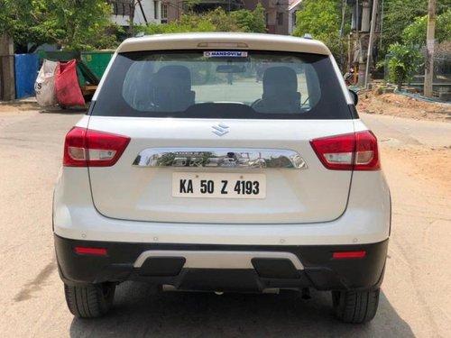 Used 2018 Vitara Brezza VDi AMT  for sale in Bangalore