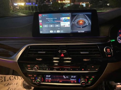 Used 2018 5 Series 530d M Sport  for sale in New Delhi
