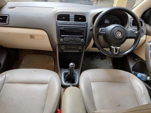 Used 2012 Vento Diesel Highline  for sale in Hyderabad