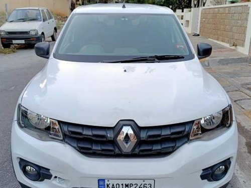 Used 2016 KWID  for sale in Bangalore