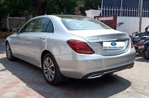 Used 2016 C-Class C 220 CDI Avantgarde  for sale in Coimbatore