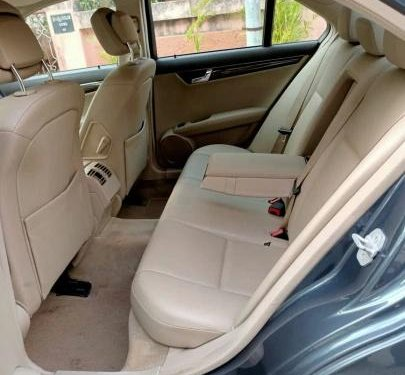 Used 2008 C-Class C 220 CDI Elegance AT  for sale in Bangalore