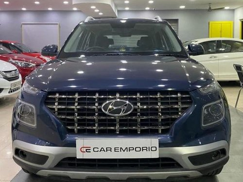 Used 2020 Venue SX Opt Diesel  for sale in Hyderabad