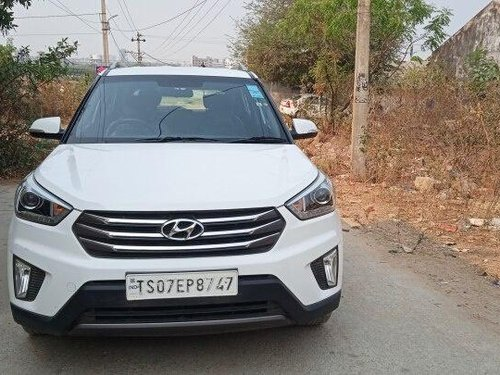 Used 2016 Creta 1.6 SX Option  for sale in Hyderabad