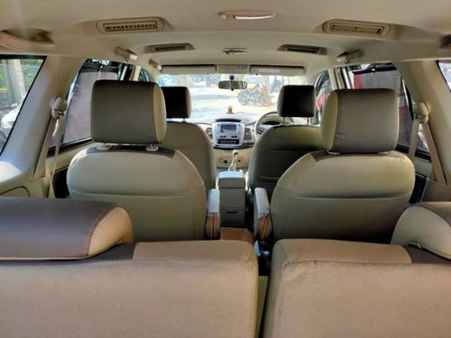 Used 2014 Innova 2.5 Z Diesel 7 Seater  for sale in Bangalore