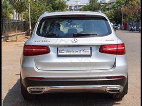 Used 2017 GLC  for sale in Mumbai